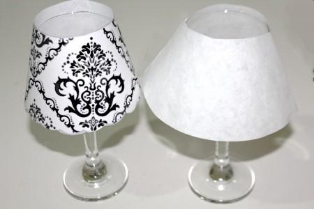 copas lámparas