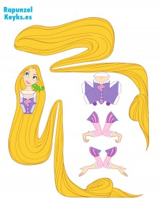 Rapunzel 1