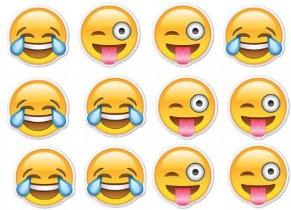 emojis en raya