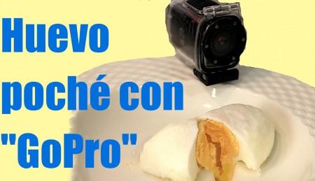 La GoPro en la cocina
