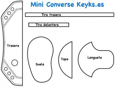 miniconverse keyks