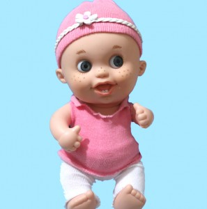 Ropa para muñecos sin coser