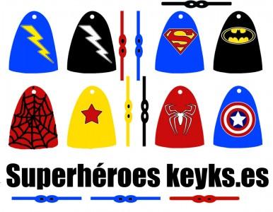 Imprimibles de superhéroes