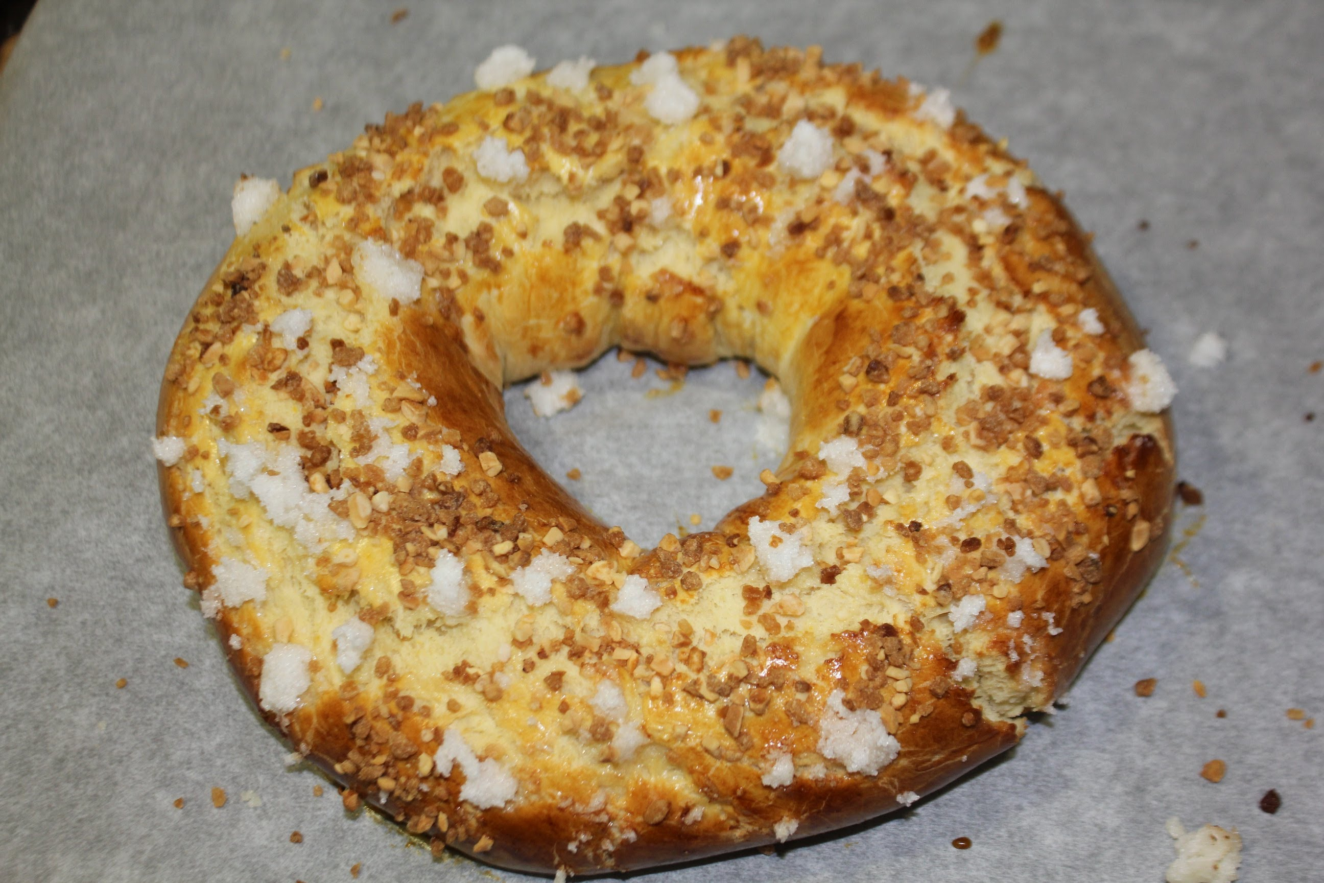 La mejor receta de Roscón de Reyes, rica y fácil